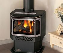 Napoleon® GDS50 freestanding fireplace