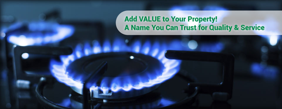 Add VALUE to Your Property! A Name You Can Trust for Quality & Service | propane gas burners